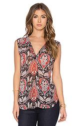 Блуза с принтами без рукавов - Bishop + Young