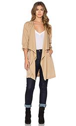 Легковесное пальто в стиле милитари - Bishop + Young