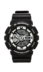 Часы ga-110bw - G-Shock