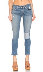 Укороченные джинсы томбой - rag & bone/JEAN