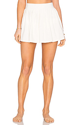 Плиссированная юбка-накидка - kate spade new york