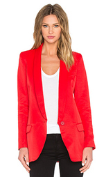 Пиджак с шалевыми лацканами - Smythe