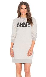 Платье-толстовка army - NLST