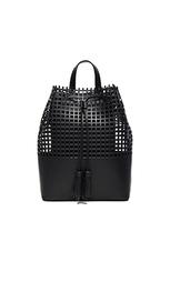 Рюкзак с кисточками - Loeffler Randall