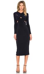 Платье x cross - Norma Kamali