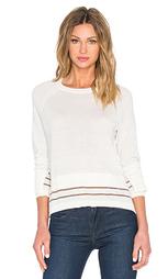 Полосатый пуловер-топ - Michael Stars