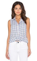 Рубашка с застёжкой на пуговицах adora - Paige Denim