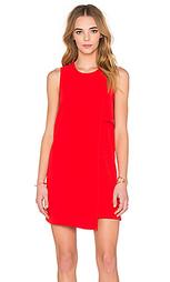 Цельнокройное платье с асимметричным подолом - Fifteen Twenty