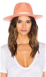 Мягкая шелковая фетровая шляпа sunset palms - Lack of Color
