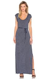 Макси-платье в полоску karlie - Soft Joie