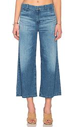 Укороченные расклёшенные джинсы bobbie - AG Adriano Goldschmied