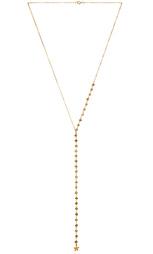 Ожерелье в форме лассо - EIGHT by GJENMI JEWELRY