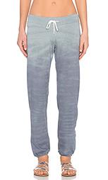 Спортивные брюки с размытым рисунком - MONROW