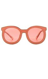 Солнцезащитные очки super spaceship - Karen Walker