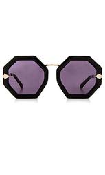 Солнцезащитные очки moon disco - Karen Walker