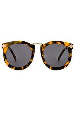 Солнцезащитные очки super lunar - Karen Walker