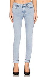 Узкие джинсы с высокой посадкой stefi - Siwy