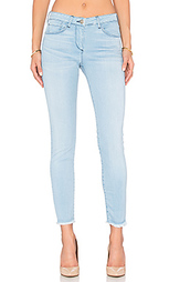 Узкие джинсы crop fray - 3x1
