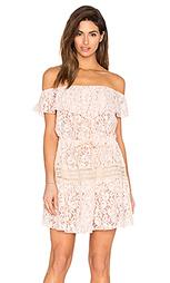 Ажурное макси платье verona - Somedays Lovin