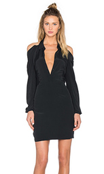 Платье off shoulder - OLCAY GULSEN