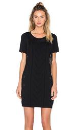 Вязаное платье с бахромой - Fine Collection