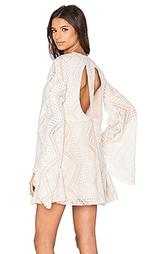 Кружевное платье lyon - Line & Dot