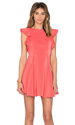 Платье с широким рукавом - KENDALL + KYLIE