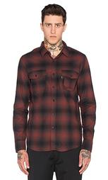 Рубашка на пуговицах slauson - Huf