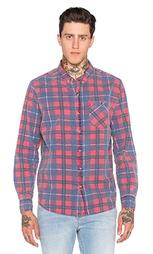 Рубашка tradie check - ROLLA'S