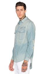 Рубашка с застёжкой на пуговицах - Stampd