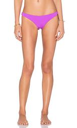 Бразильские плавки бикини с рюшами - Mara Hoffman