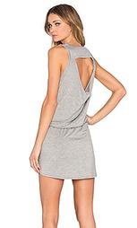 Мини платье с драпировкой на спине - Chaser