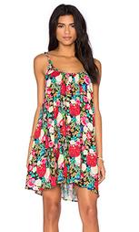 Цельное платье в цветочек - Wildfox Couture