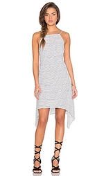 Платье с ярусным асимметричным подолом our secret - MINKPINK