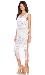Платье lace fringe - OLCAY GULSEN