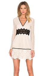 Кружевное платье bella - Bardot