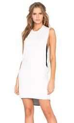Платье миди high neck - BLQ BASIQ