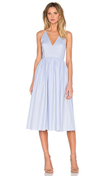 Платье из поплина taylor - SAU