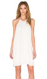 Платье из марлевой ткани - BLAQUE LABEL