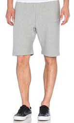 Флисовые шорты - Stussy
