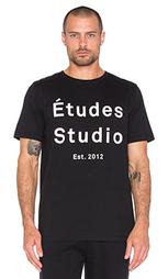 Футболка page etudes studio - Etudes Studio