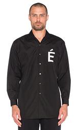 Рубашка с переходным цветом - Etudes Studio