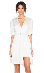 Платье-рубашка - Halston Heritage