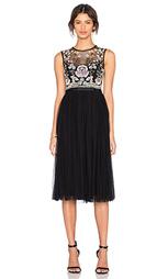 Украшенное платье foliage cluster - Needle & Thread