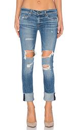 Облегающие джинсы бойфренд the dre - rag & bone/JEAN