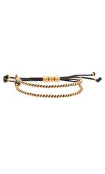 Браслет дружбы bow rope - Marc Jacobs