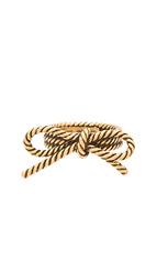 Кольцо bow rope - Marc Jacobs