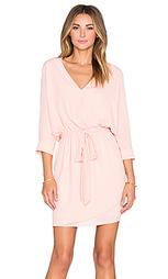 Платье с запахом и рукавом 3/4 mia - Three Eighty Two