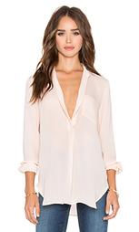 Блузка с длинным рукавом - Vince