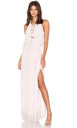 Макси платье keyhole - Tessora